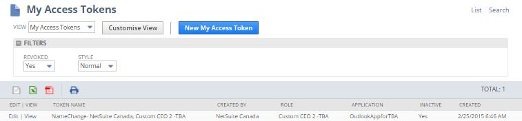 Netsuite Token-based Authentication – SearchSpring Help Desk